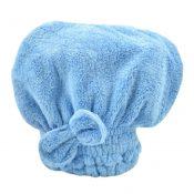Mold-resistant Hair-Drying Cap Super Water-Absorbent Shower/Bath Cap Blue – KE-BEA11056571-AMY01995