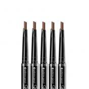 5PCS Waterproof  Longlasting Universal Cosmetics Natural Color Beautiful Eyebrow Pencil, #04 – KE-BEA11058451-GLORIA04040