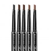 5PCS Waterproof  Longlasting Universal Cosmetics Natural Color Beautiful Eyebrow Pencil, #2 – KE-BEA11058451-GLORIA04043