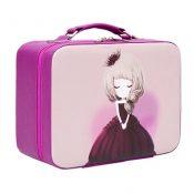 PU Cartoon Waterproof Makeup Box Cosmetic Box Makeup Bags Handbag, E – KE-BEA11062771-JELLY00212
