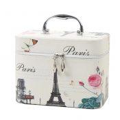 Creative Cosmetic Box Makeup Box Large Capacity Makeup Bags, Paris – KE-BEA11062771-JELLY03303