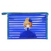 Fashionable Cosmetic Bag Makeup Bag Waterproof Cosmetic Bag Makeup Pouches, L – KE-BEA11062771-JELLY03321