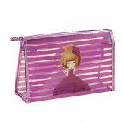 Fashionable Cosmetic Bag Makeup Bag Waterproof Cosmetic Bag Makeup Pouches, M – KE-BEA11062771-JELLY03322