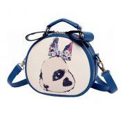 Purse Bag Single Shoulder Strap Bag Girlfriend Kid Birthday Gift Leisure Cute Rabbit – KE-BEA11062791-GLORIA01281