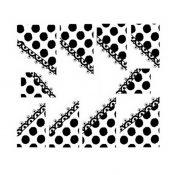 10Pcs Beautiful Nail Art Tips Decoration Sticker For Ladies, No.6 – KE-BEA11063481-AMANDA03128