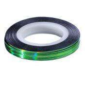 10Pcs Rolls Striping Tape Line Nail Art Tips Decoration Sticker, Green – KE-BEA11063481-AMANDA03155
