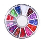 3D Design Nail Art Different DIY Nail Art Stud Wheel Manicure, J – KE-BEA11063481-JELLY03019