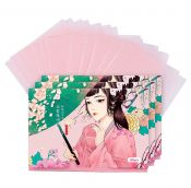 Double-sided Facial Oil Control Blotting Papers Makeup Blotting Papers 300 Sheets (B) – KS-BEA11058701-ALAN00457