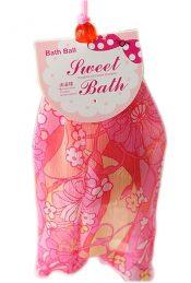 Set of 2 Organza Exfoliator Bath Ball Body Cleansing Scrubber/Colorful – PS-BEA11056511-HIROCO00753