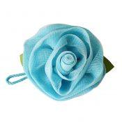 2PCS Rose Bath Ball Shower Sponge Gentle Exfoliating Mesh Bath Ball(Blue) – PS-BEA11056551-MC00434