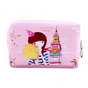 Cosmetic Containers Cosmetic PU Bags (Yellow Balloon, 16×5.5x10cm ) – PS-BEA11062781-ALIEN00484