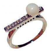 Manual Micro Ring Inlay Zircon Beads Ring Accessories 18mm Diameter(E) – PS-BEA13106071-MC00285