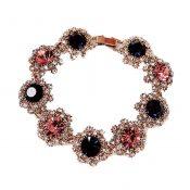 Sweet PINK Series DIY Bracelet Fashion Leather Cord Bracelet Wonderful Gift – PS-BEA13106071-SUE00970