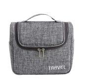 Portable Cosmetic Bag Toiletry Bag Travel Makeup Bag for men or women, Gray 02 – ST-BEA11062771-ERIC00165