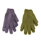 Exfoliating Gloves For Shower, Bath, Exfoliating and Cleaning 5 Pairs – EM-HEA11056511-GIYA02172