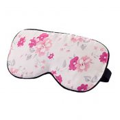 Silk Sleeping Eye Mask Sleep Mask Eye-shade Aid-sleeping,Pink – KE-HEA11056541-JELLY01778