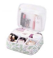 Elegant Storage Box Creative Makeup Bag,Easy To Carry,Cat Garden – DS-HOM3743871-KATY00012