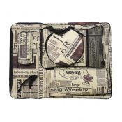 Newspaper Sketching Bag Art Supplies Holder Painting Accessory Organizer – GJ-OFF12897691-ALICE01838