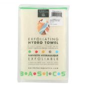Earth Therapeutics Hydro Towel – Exfoliating – 1 Towel – 0755165