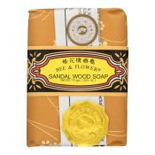 Bee and Flower Soap Sandalwood – 2.65 oz – Case of 12 – 0108506