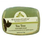 Clearly Natural Glycerin Bar Soap – Tea Tree – 4 oz – 1279637