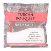 Soothing Touch Bath Salts – Tuscan Bouquet – Case of 6 – 8 oz – 2160414
