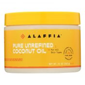 Alaffia – Everyday Coconut Oil – for Hair and Skin – 11 fl oz. – 2090322