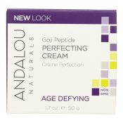 Andalou Naturals Super Goji Peptide Perfecting Cream – 1.7 fl oz – 0788562