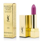 YVES SAINT LAURENT by Yves Saint Laurent Rouge Pur Couture The Mats – # 215 Lust For Pink –3.8g/0.13oz – 288293