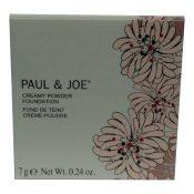Paul & Joe Creamy Powder Compact Foundation .24 oz 100 Alabaster – DP88PM