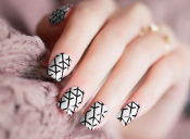 Barbed Wire Nail Wraps – 289