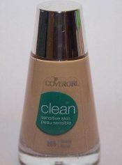 Details About  COVERGIRL CLEAN SENSITIVE SKIN MAKEUP #265 TAWNY – hs2132oz4.4×1-00839716