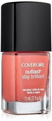 Covergirl Outlast Stay Brilliant Nail Polish, 250 My Papaya Choose Your Pack – Pack of 1 – hs2032oz2.5x1_876610