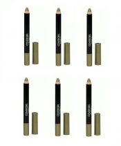Covergirl Flamed Out Eye Shadow And Liner, 335 Ashen Glow Flame Choose Your Pack – Pack of 6 – hs2158oz3x6_22700578047