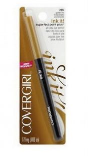 Covergirl Ink It By Perfect Point Plus, All-day Pencil Eyeliner YOU CHOOSE – 235 Golden Ink – hs1674oz2x1_22700578238