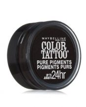 Maybelline Color Tattoo Eyestudio 24 Hour Eyeshadow Pure Pigm #30 Black Mystery – hs1448oz0.3×1-041554335026