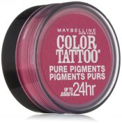 MAYBELLINE COLOR TATTOO PURE PIGMENTS EYE SHADOW #20 PINK REBEL – hs2198oz0.4×1-041554334982