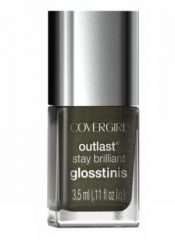 Covergirl Outlast Stay Brilliant Glostinis Nail Color 640  Black Heat 0.11 Fl Oz – hs1574oz1.4×1-00892414