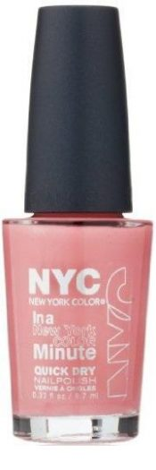 Nyc New York Color Quick Dry Nail Polish,258 Prospect Park Pink, Choose Ur Pack – Pack of 1 – hs2070oz2.3x1_74170370003