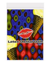 Latex Dental Dam – Vanilla – TCN-7629-01