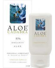 Aloe Cadabra Organic Lube Vanilla 2.5 oz – AC3091610