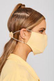 100% Organic Hemp Face Mask – Sunlight – FM.SU.OS