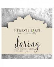 Intimate Earth Daring Anal Serum For Men Foil Sachet .10oz – IE006F