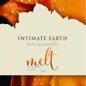 Intimate Earth Melt Warming Glide Foil Pack Sample Size – IE032F