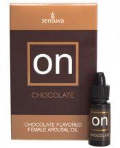 On Chocolate Flavored Arousal Oil 5ml Bottle – ONVL174L