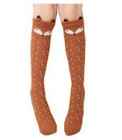 High Tube Socks Thin Section Of The Students Pile Heap Socks / Knee Socks – DS-HEA13106351-MINT00301