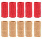 Set of 10 Basketball Handset Hinge Set / Volleyball Handset BasketRed Brown – DS-HEA13106351-MINT00306