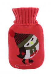 500ML Mini Warm House Warm Feet Warm Water Bag Rubber ExplosionPenguin – DS-HEA3763901-MINT00319