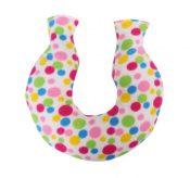 U-shape Neck Protection Water Bottle Warm Hot Water Bag, Random Cover – DS-HEA3763901-MINT00872