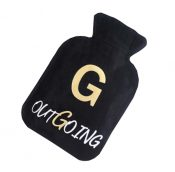 English Letters Style Hot Water Bottle High Quality Durable (Random Bag) – DS-HEA3763901-MINT01147